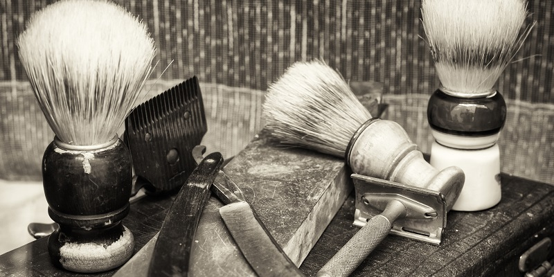 Looking for a Good Old School Shaving Kit? We've Got a Few Ideas!
