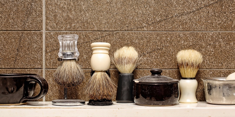 Check It Out: The Top 5 Horse Hair Shaving Brushes For Wet Shaving