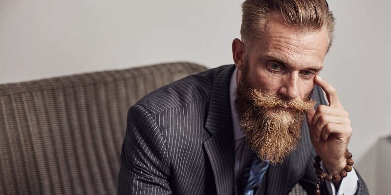 How to Dress for Your Facial Hair: Tips for Dressing Up or Down